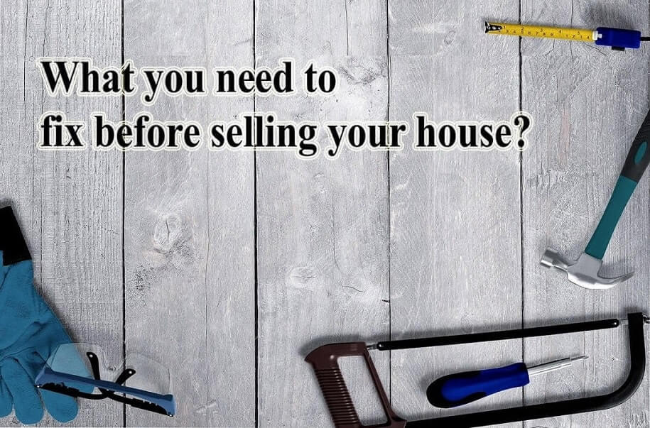 Top Problems to Fix Before Selling