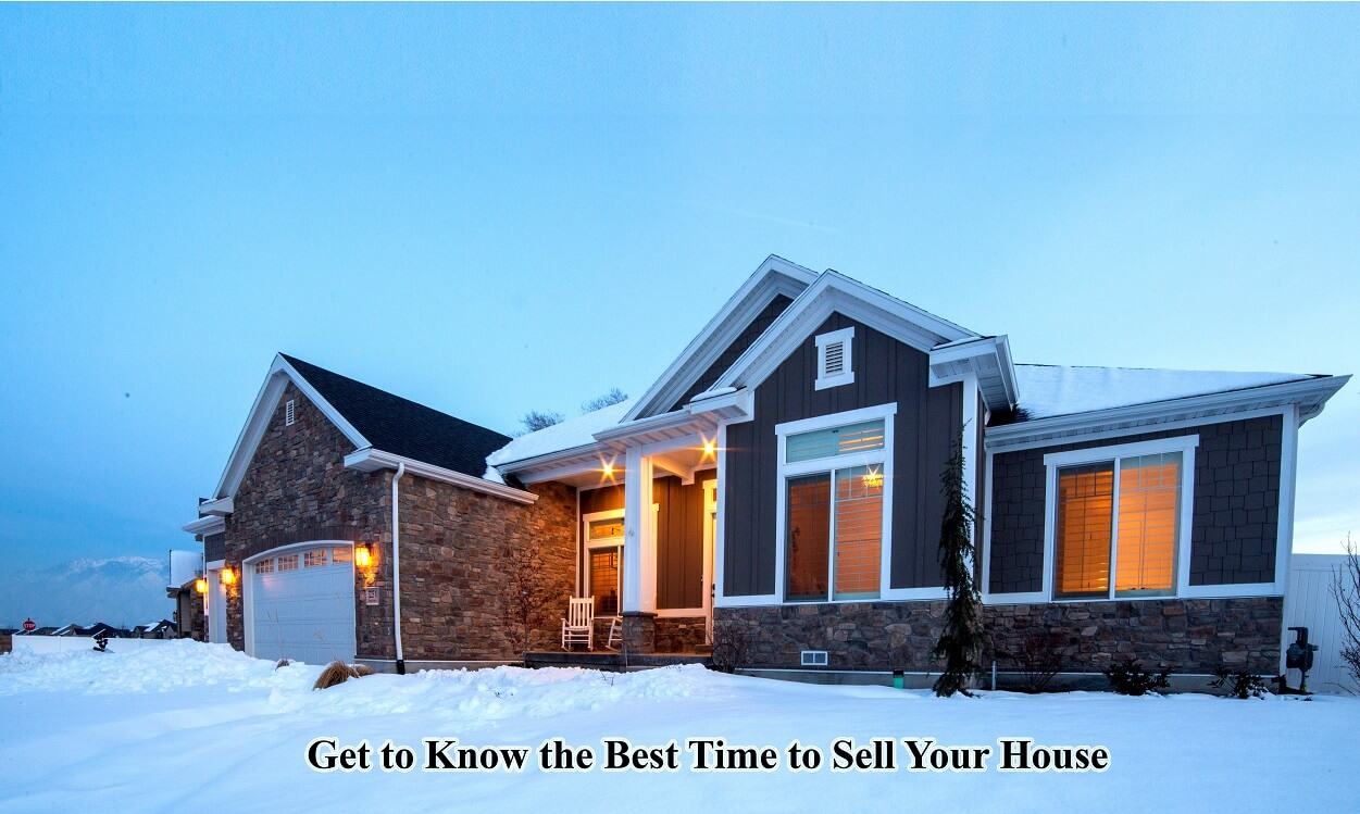 Best time to sell your house | best time to sell your bungalow